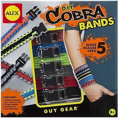 Alex Toys® Do-it-Yourself Cobra Bands Bracelet Kit