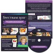 "Crafter's Companion ""Spectrum Noir Intermediate Coloring Techniques"" DVD Package"