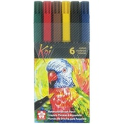 Sakura® Koi Coloring Brush Pen Set, Assorted
