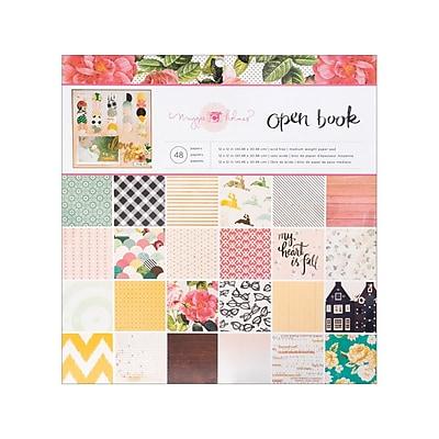 American Crafts™ Crate Paper Paper Pad, 12