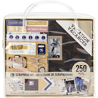 K&Company™ Scrapbook Kit, 8