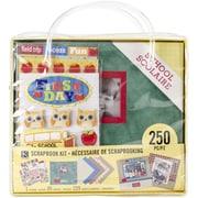 "K&Company™ Scrapbook Kit, 8"" x 8"", School"