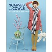"""Ryland Peters & Small """"Scarves & Cowls-36 Quick & Stylish Knits"""" Book"""