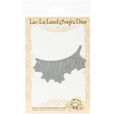La-La Land Crafts Steel Die, Snowflake Banner
