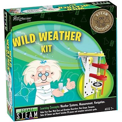 University Games STEAM Science Kit, Wild Weather