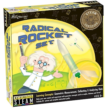 University Games STEAM Science Kit, Radical Rocket