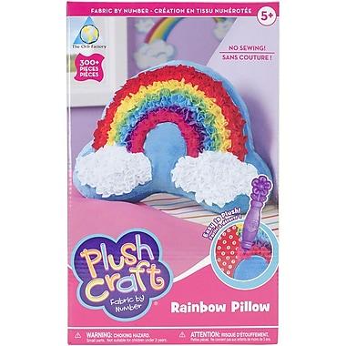 ORB Factory™ PlushCraft® Rainbow Pillow Kit