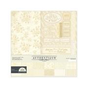 "Authentique Paper™ Assorted Collection Kit, 12"" x 12"", Faith"