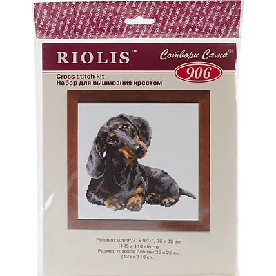 RIOLIS® 16 Count Counted Cross Stitch Kit, 9 3/4