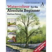 "Search Press ""Watercolour For the Absolute Beginner"" Book"
