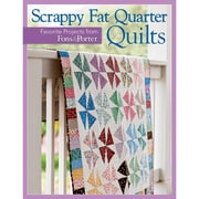 "Martingale® ""Scrappy Fat Quarter Quilts"" Book"