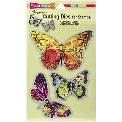 Stampendous® Cutting Dies For Stamps, Butterflies