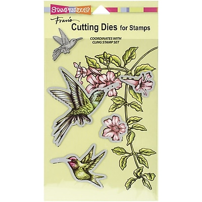 Stampendous® Cutting Dies For Stamps, Hummingbird