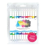 Docrafts® Artiste Dual Tip Brush Markers, Bright