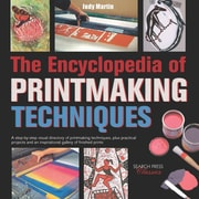 """Search Press """"Encyclopedia of Printmaking Techniques"""" Book"""