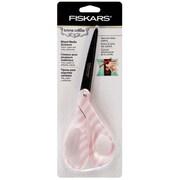 """Fiskars® Teresa Collins Non-Stick Scissor, 8"""", Pink/White"""