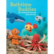 """Martingale® """"Bathtime Buddies - 20 Crocheted Animals From the Sea"""" Book"""
