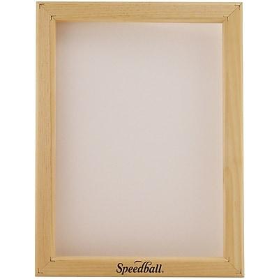 Speedball® 110 Monofilament Printing Screen Frame, 10