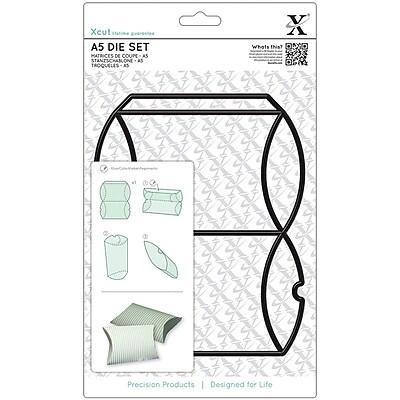 Docrafts® Xcut A5 Die Set, Pillow Box