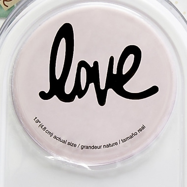 Fiskars® Teresa Collins Intricate Shape Punch, Love, 5.1