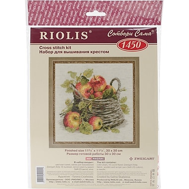 RIOLIS® 10 Count Counted Cross Stitch Kit, 11 3/4