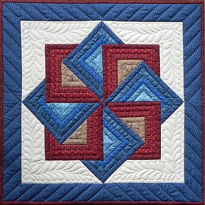Rachel's Of Greenfield Wall Quilt Kit, 22