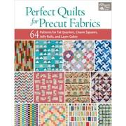 "Martingale® ""Perfect Quilts For Precut Fabrics - 64 Patterns For Fat Quarters/Charm Squares.."" Book"