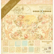 "Graphic 45® Deluxe Collector's Edition Craft Paper Pack, 12"" x 12"", Times Nouveau"
