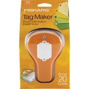 """Fiskars® Tag Maker Punch, Scallop, 4.1"""" x 3.4"""" x 7.4"""""""
