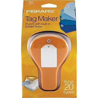 Fiskars® Tag Maker Punch, Simple, 4.1