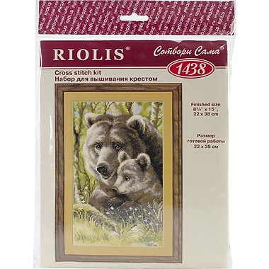 RIOLIS® 10 Count Counted Cross Stitch Kit, 8 3/4