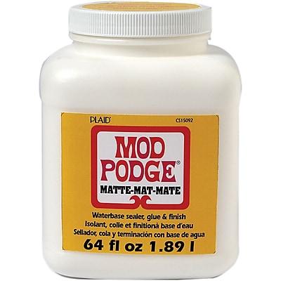 Plaid:Craft® Mod Podge® 64 oz. Furniture Finisher, Matte