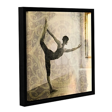 ArtWall Living Prayer by Elena Ray Framed Graphic Art on Wrapped Canvas; 36'' H x 36'' W