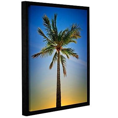 ArtWall In The Shade by Antonio Raggio Framed Photographic Print on Wrapped Canvas; 24'' H x 18'' W
