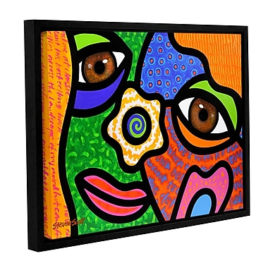 ArtWall Sweet Escape by Steven Scott Framed Graphic Art on Wrapped Canvas; 18'' H x 24'' W