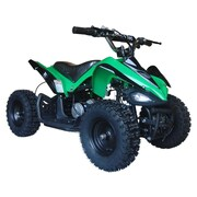 Big Toys MotoTec 24V Battery Powered Ride-On; Green