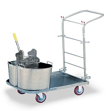 Royce Rolls CANB Series 38'' Tapered Double Tank Mopping Unit