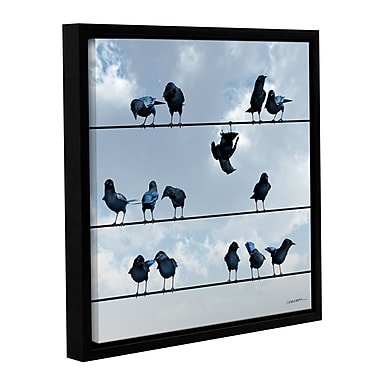 ArtWall Showoff by Cynthia Decker Framed Photographic Print on Wrapped Canvas; 18'' H x 18'' W