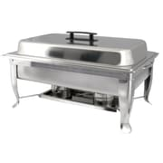 Winco Bellaire 8-Quart Full-Size Chafer
