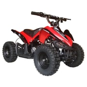 Big Toys MotoTec 24V Battery Powered Ride-On; Red