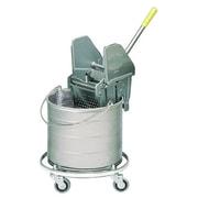 Royce Rolls #4 Series Bucket Mopping Unit; 6 gal bucket/16-24 oz wringer