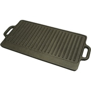 Winco 9.19'' Reversible Griddle/Grill