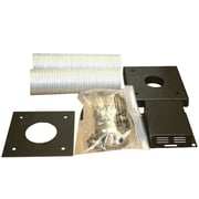 US Stove Fresh Air Intake Kit for Pellet/Multifuel Stoves