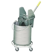 Royce Rolls #4 Series Bucket Mopping Unit; 10 gal bucket/ 24-32 oz wringer