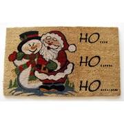 Geo Crafts Ho Ho Ho Doormat