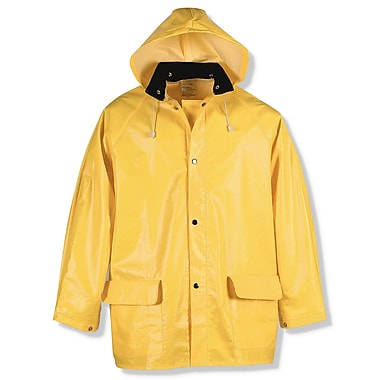 Viking Handyman PVC Rain Suit, Large, Yellow