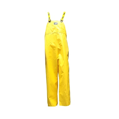 Viking – Pantalon imperméable Journeyman en PVC, jaune