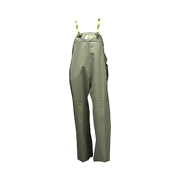 Viking Norseman PVC Rain Pant, Medium, Green