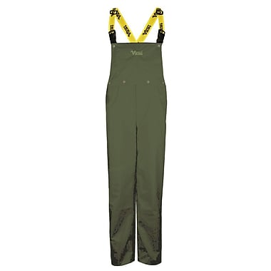 Viking Journeyman 420D Nylon Rain Pant, Small, Green