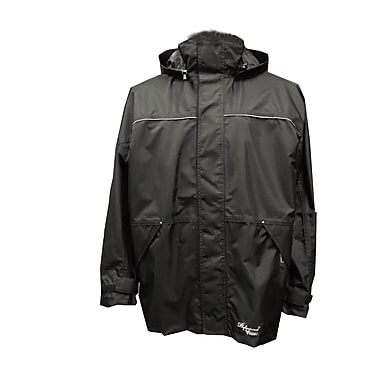 Viking Professional Thor 300D Trilobal Rip-Stop Jacket, Large, Black